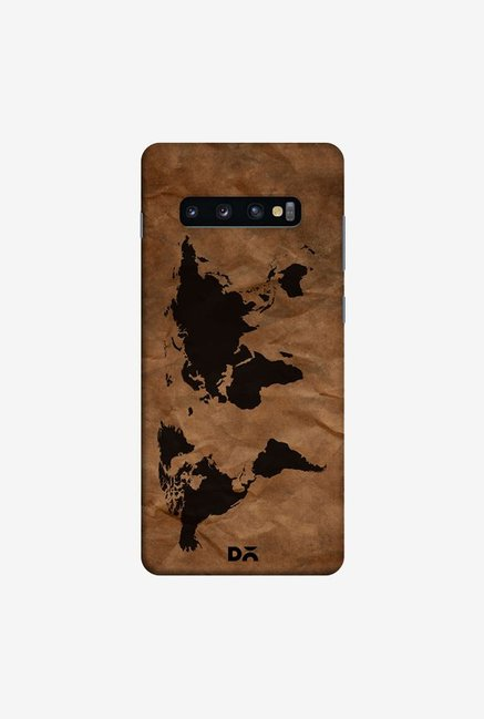 DailyObjects Wrinkled World Case Cover For Samsung Galaxy S10 Plus
