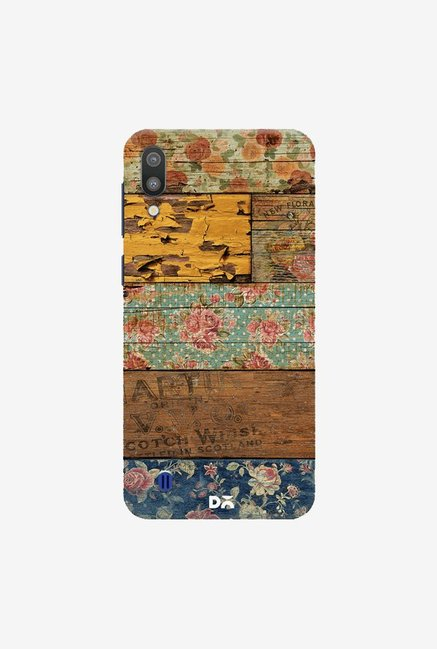 DailyObjects Barroco Style Case Cover For Samsung Galaxy M10