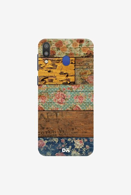 DailyObjects Barroco Style Case Cover For Samsung Galaxy M20