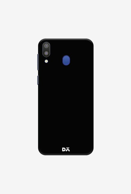 DailyObjects Jet Black Case Cover For Samsung Galaxy M20