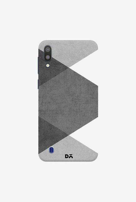 DailyObjects Black and White Case Cover For Samsung Galaxy M10