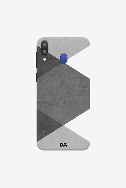 DailyObjects Black and White Case Cover For Samsung Galaxy M20