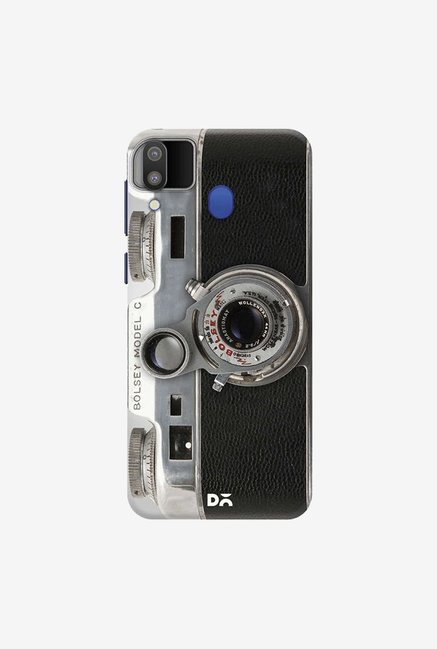 DailyObjects Bolsey Vintage Camera Case Cover For Samsung Galaxy M20