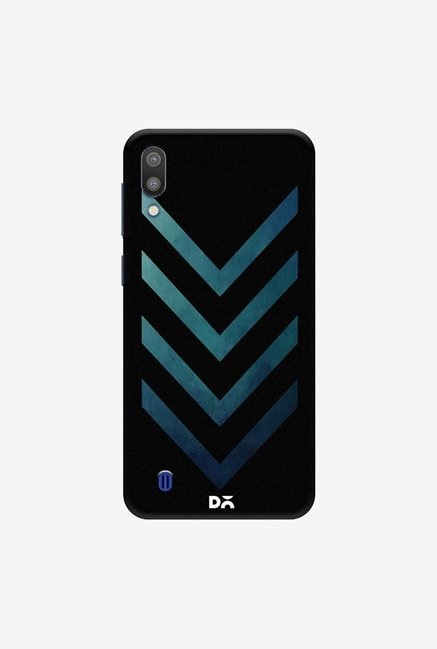DailyObjects Dark Blue Arrow Case Cover For Samsung Galaxy M10
