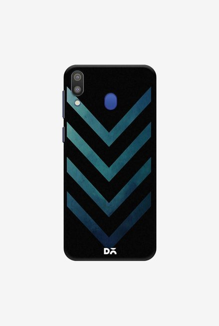 DailyObjects Dark Blue Arrow Case Cover For Samsung Galaxy M20