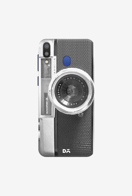 DailyObjects Old School Camera Case Cover For Samsung Galaxy M20
