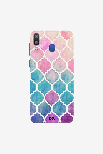 DailyObjects Rainbow Pastel  Case Cover For Samsung Galaxy M20