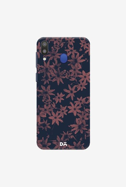 DailyObjects Rusted Flowers Case Cover For Samsung Galaxy M20