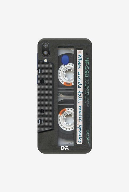 DailyObjects Sony Cassette Case Cover For Samsung Galaxy M20