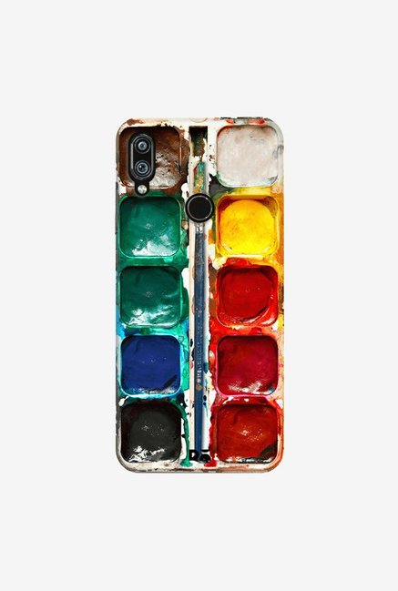DailyObjects Water Color Palette Case Cover For Redmi Note 7