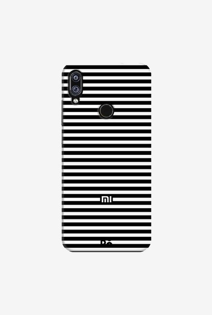 DailyObjects Achromatic Pinstrpes Case Cover For Redmi Note 7