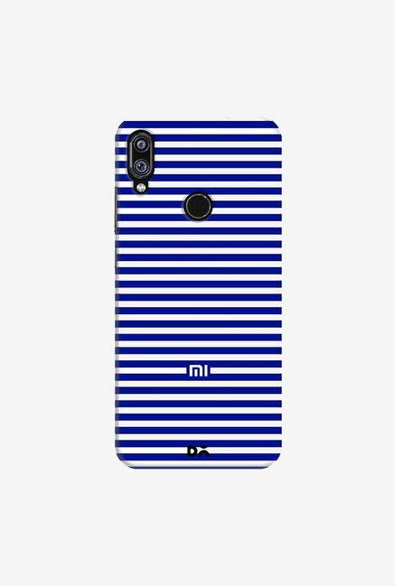 DailyObjects Nautical Pinstripes Case Cover For Redmi Note 7