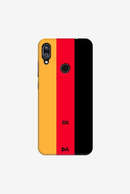 DailyObjects Ochre Darkness Case Cover For Redmi Note 7