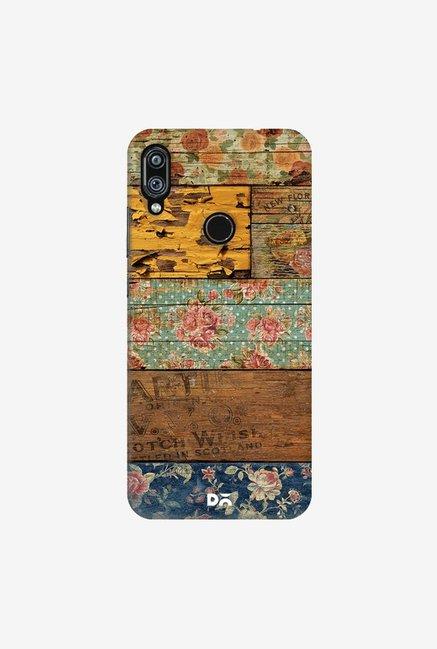 DailyObjects Barroco Style Case Cover For Redmi Note 7