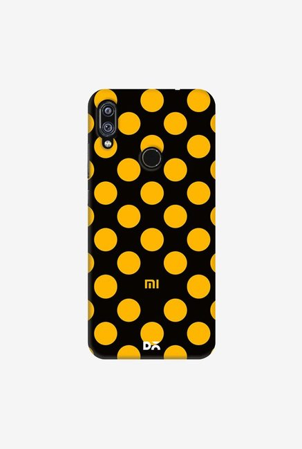 DailyObjects Ochre Polka Case Cover For Redmi Note 7