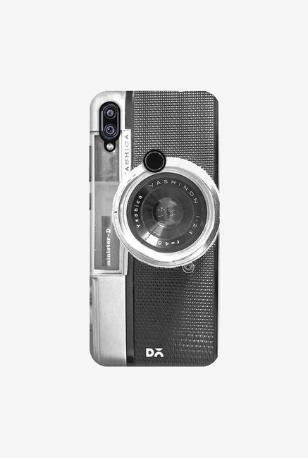 DailyObjects Old School Camera Case Cover For Redmi Note 7
