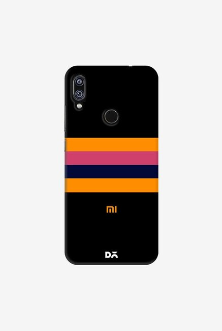 DailyObjects Organized Blast Case Cover For Redmi Note 7