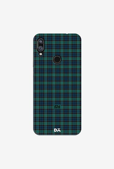 DailyObjects Pacific Plaid Case Cover For Redmi Note 7