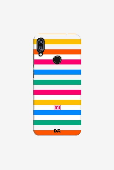 DailyObjects Polychrome Paradise Case Cover For Redmi Note 7