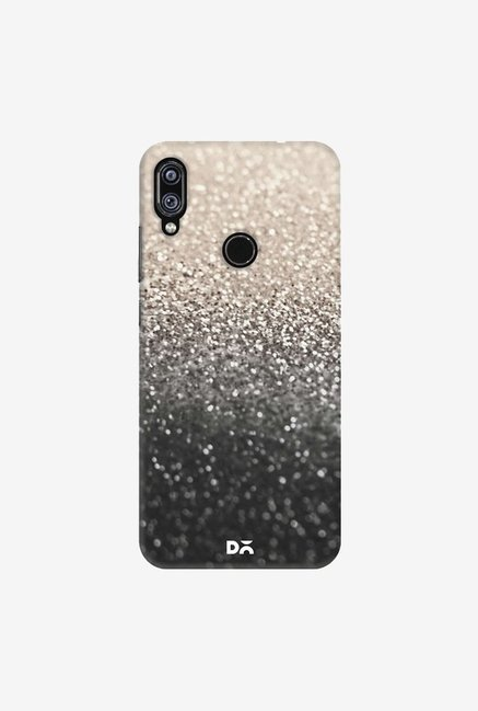 DailyObjects Gatsby Nude Black Case Cover For Redmi Note 7