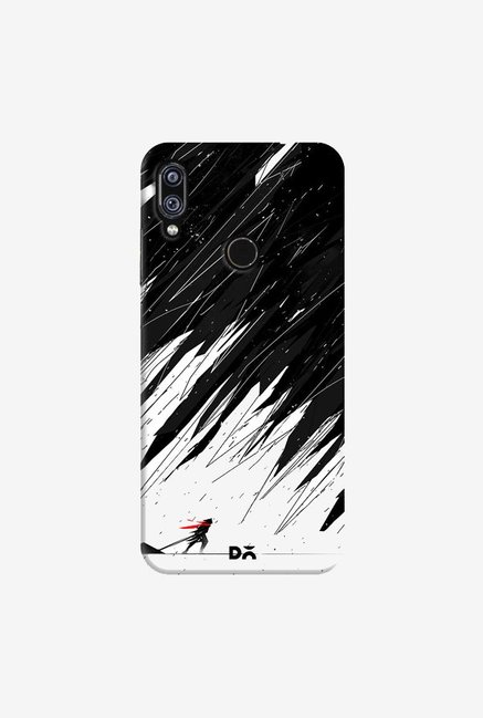 DailyObjects Geometric Storm Case Cover For Redmi Note 7