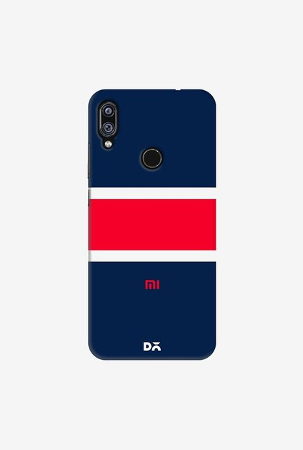 DailyObjects Indigo Blush Case Cover For Redmi Note 7