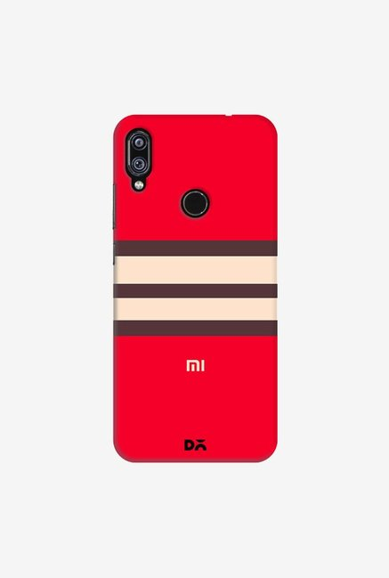 DailyObjects Scarlet Scoop Case Cover For Redmi Note 7
