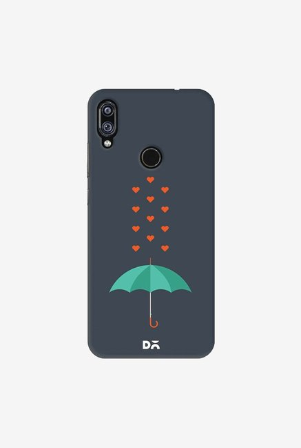 DailyObjects Its Raining Hearts Case Cover For Redmi Note 7