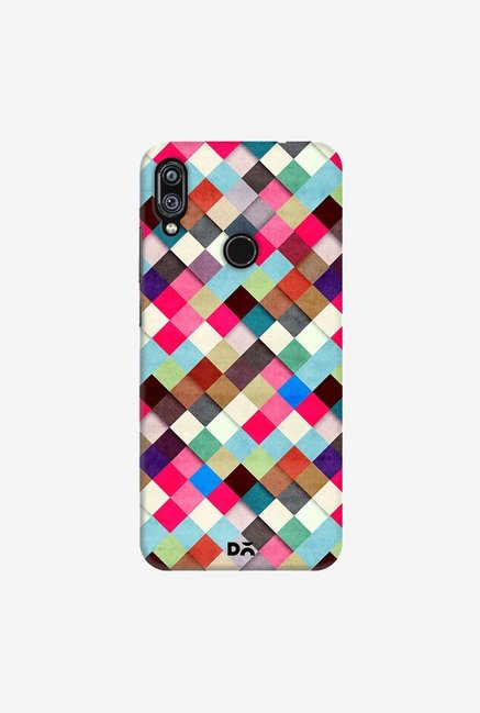 DailyObjects Ubrik Checker Case Cover For Redmi Note 7