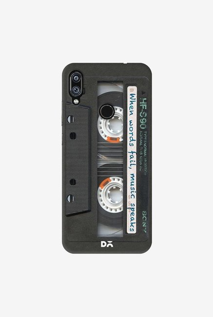 DailyObjects Sony Cassette Case Cover For Redmi Note 7