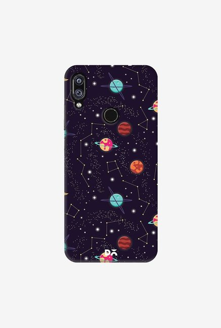 DailyObjects Universe 4 Case Cover For Redmi Note 7