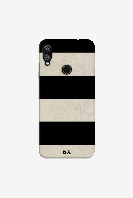 DailyObjects Vintage Black Stripes Case Cover For Redmi Note 7