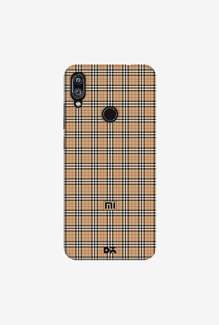 DailyObjects Tartan Plaids Case Cover For Redmi Note 7