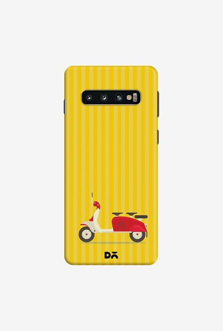 DailyObjects 3 To Go Case Cover For Samsung Galaxy S10