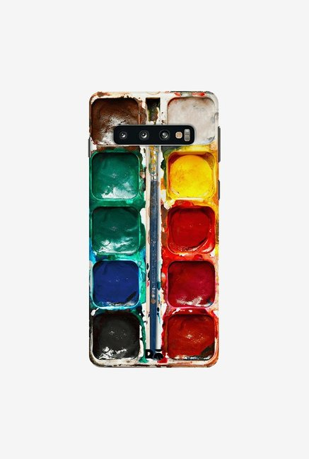 DailyObjects Water Color Palette Case Cover For Samsung Galaxy S10