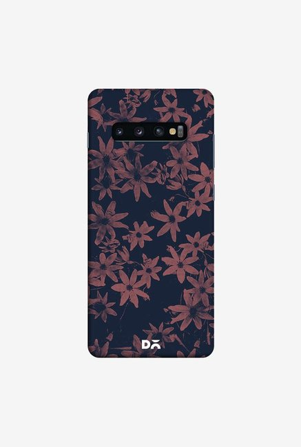 DailyObjects Rusted Flowers Case Cover For Samsung Galaxy S10 Plus