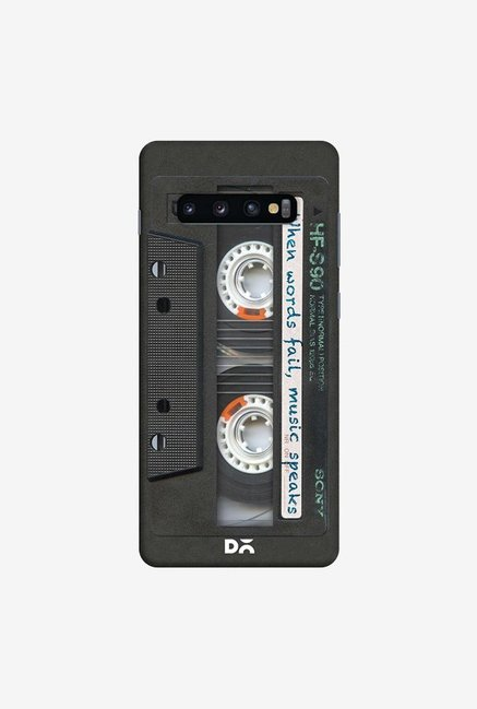 DailyObjects Sony Cassette Case Cover For Samsung Galaxy S10 Plus
