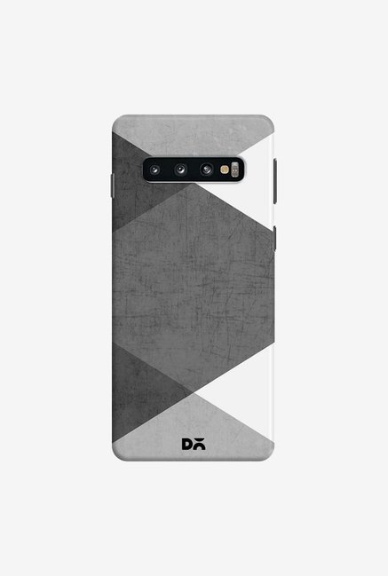 DailyObjects Black and White Case Cover For Samsung Galaxy S10