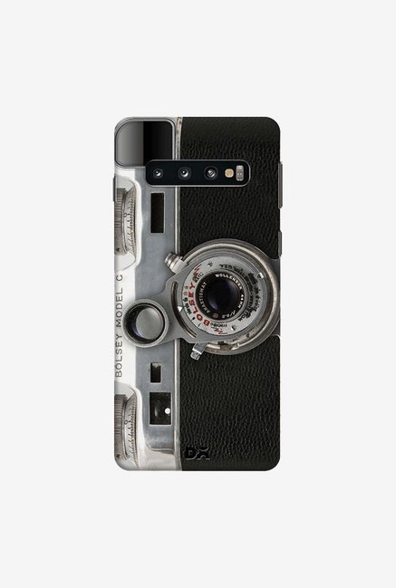 DailyObjects Bolsey Vintage Camera Case Cover For Samsung Galaxy S10