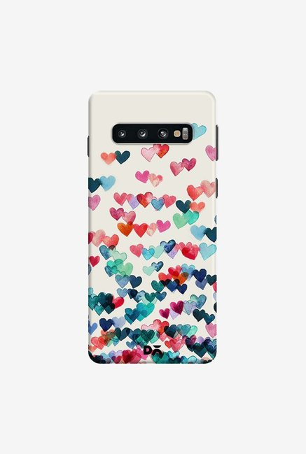 DailyObjects Heart Connections Case Cover For Samsung Galaxy S10
