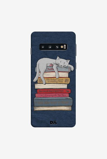DailyObjects How to Chill Case For Samsung Galaxy S10