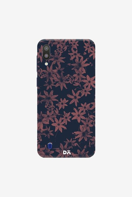 DailyObjects Rusted Flowers Case Cover For Samsung Galaxy M10