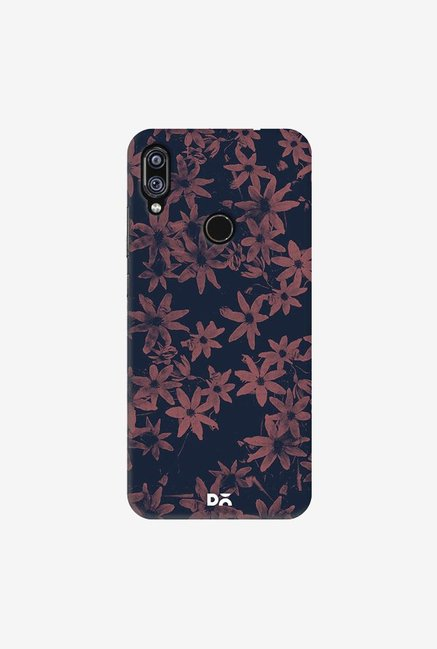 DailyObjects Rusted Flowers Case Cover For Redmi Note 7