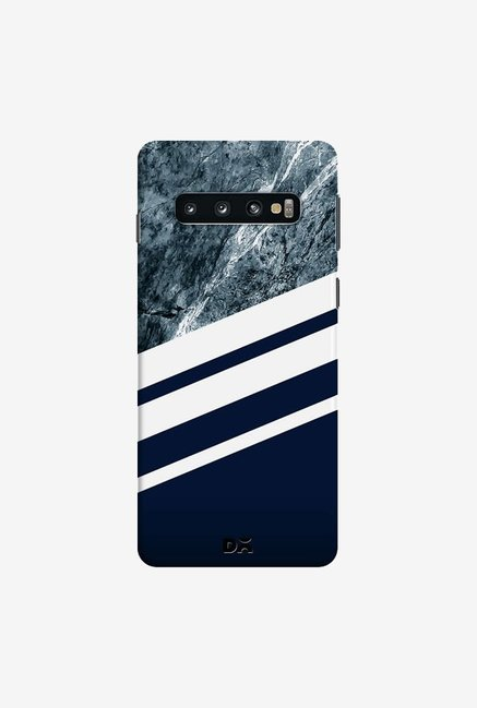 DailyObjects Marble Navy Case Cover For Samsung Galaxy S10