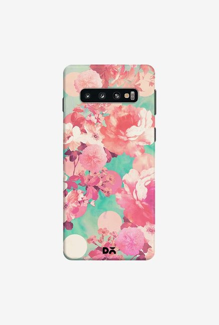 DailyObjects Romantic Pink FloralCase Cover For Samsung Galaxy S10