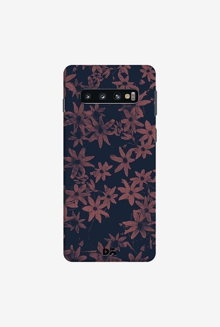 DailyObjects Rusted Flowers Case Cover For Samsung Galaxy S10