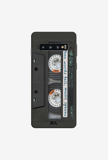 DailyObjects Sony Cassette Case Cover For Samsung Galaxy S10