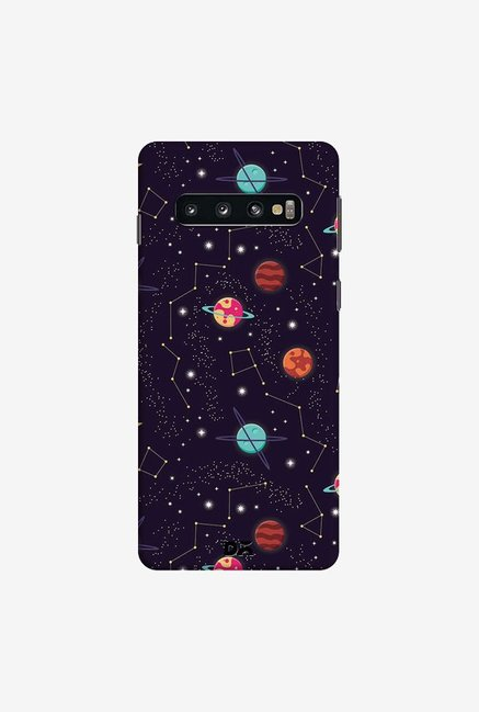 DailyObjects Universe Galaxy 4 Case Cover For Samsung Galaxy S10