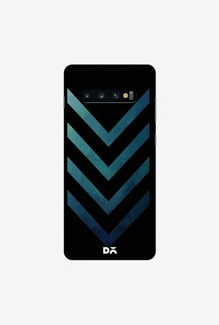 DailyObjects Dark Blue Arrow Case Cover For Samsung Galaxy S10 Plus