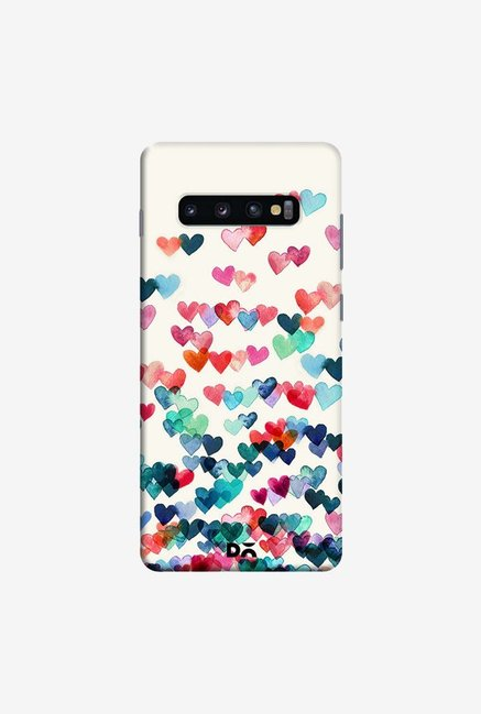 DailyObjects Heart Connections Case Cover For Samsung Galaxy S10 Plus